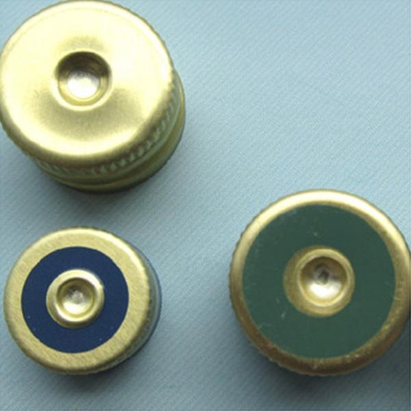 扭断防盗型铝盖
